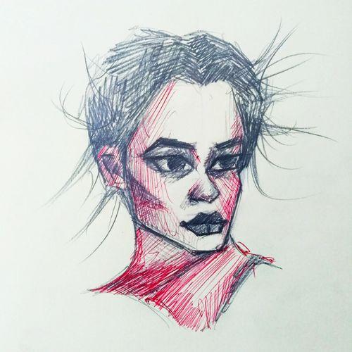 Quick practice sketch