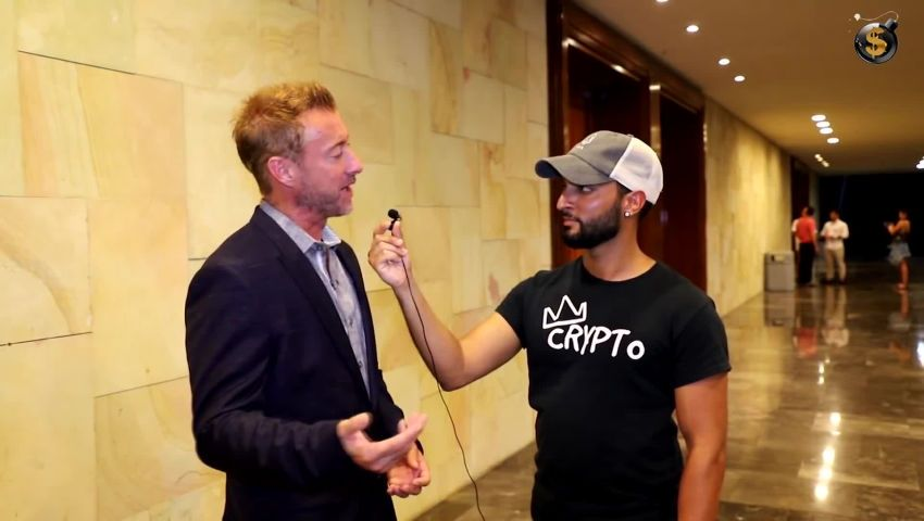Crypto, Growth, EOS, & More! - Jeff Berwick with Crypt0 @ Anarchapulco