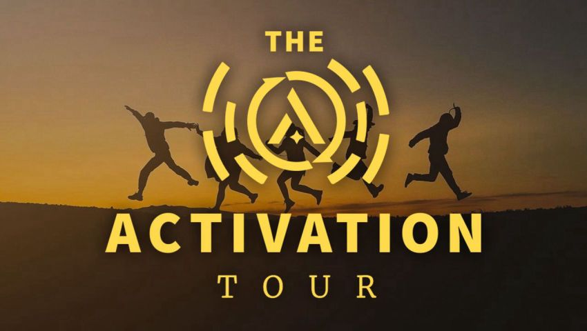 The Activation Tour - #SolutionsWatch