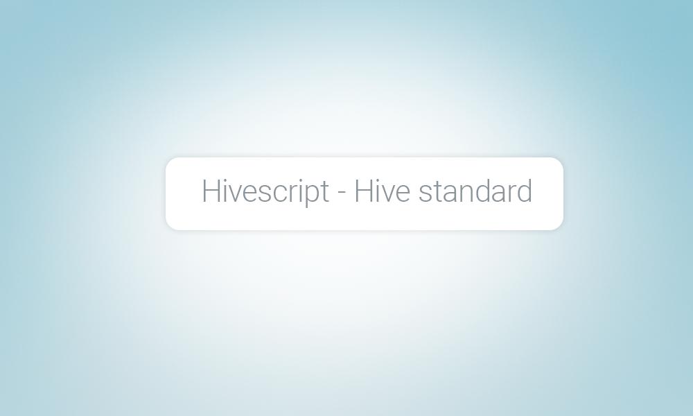 hivescript-hive-standard-ecency